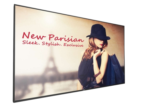 Monitor PHILIPS 43BDL4050D (43'' - LED) — Ecrã 43'' | Wi-Fi | com Android