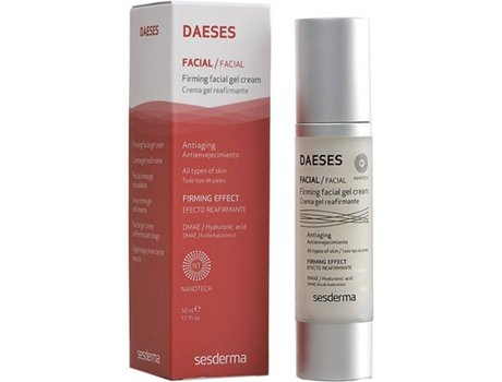 Gel Facial SESDERMA Daeses Gel Reafirmante Facial (50 ml)