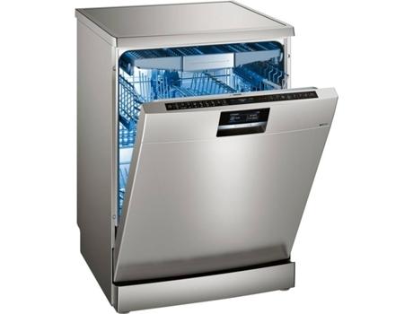 Máquina de Lavar Loiça SIEMENS Home Connect SN278I36TE (13 Conjuntos - 60 cm - Inox)