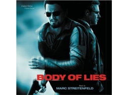 CD Marc Streitenfeld - Body Of Lies (Original Motion Picture Score)