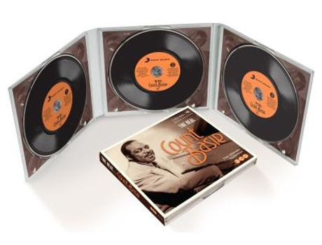 CD Count Basie - The Real...Count Basie — Pop-Rock