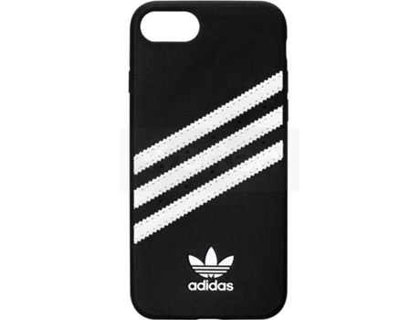 Capa iPhone 6, 6s, 7, 8 ADIDAS Gazelle Preto