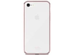 Capa MOSHI Vitros Orchid iPhone 7, 8 Rosa — Compatibilidade: iPhone 7, 8