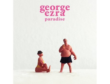 Vinil LP George Ezra - Paradise — Pop-Rock