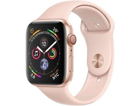 APPLE Watch Series 4 GPS 40 mm Rosa Dourado