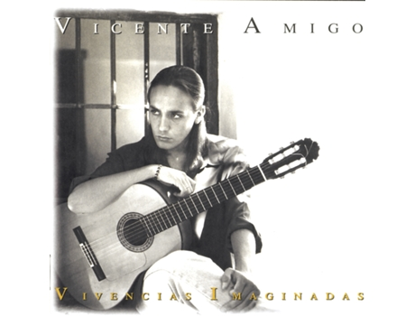 CD Vicente Amigo - Vivencias Imaginadas — Pop-Rock