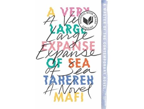 Livro A Very Large Expanse Of Sea de Tahereh Mafi (Inglês)