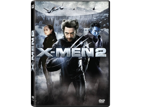 DVD X-Men 2 — Do realizador Bryan Singer