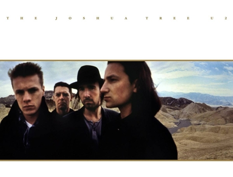 CD U2 - The Joshua Tree: 30th Anniversary (Deluxe Edition) — Pop-Rock