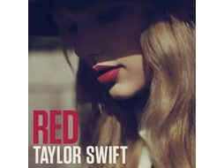 CD Taylor Swift - Red — Pop-Rock