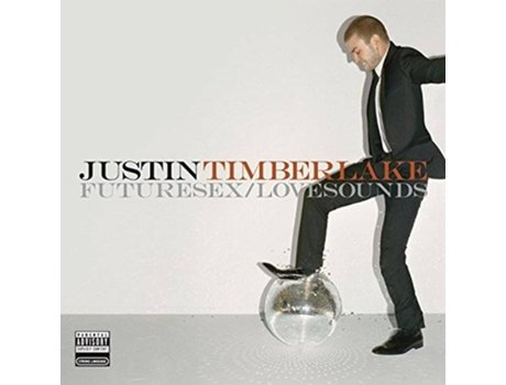 Vinil LP Justin Timberlake - FutureSex/LoveSounds — Pop-Rock