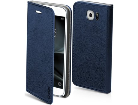 Capa Book SAMSUNG GALAXY S7 SBS Azul — Capa Book / GALAXY S7