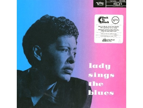 Vinil Billie Holiday - Lady Sings The Blues — Jazz