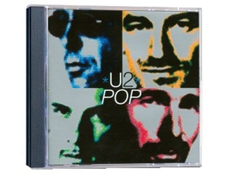 CD U2 - Pop — Pop-Rock