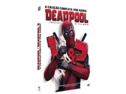 DVD Pack Deadpool 1+2 — De: David Leitch | Com: Ryan Reynolds, Josh Brolin, Morena Baccarin