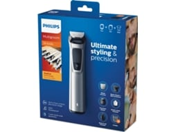 Aparador corporal  Multigroom Philips MG7720/15 — Autonomia: 120 min | Wet and Dry