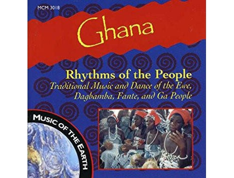CD Ghana: Rhythms Of The People - G-Funk Classics Vol  1 & 2 (1CDs)