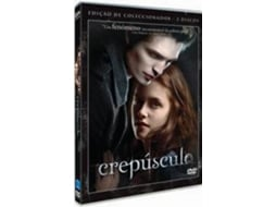 DVD A SagaTwilight: Crepúsculo (Edição Coleccionador) — De: Catherine Hardwicke | Com: Kristen Stewart,Robert Pattinson,Billy Burke,Ashley Greene,Nikki Reed