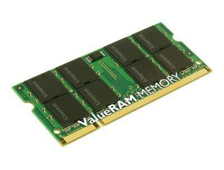 Memória RAM DDR2 KINGSTON 2 GB (667 MHz - CL 5 - Verde) — 2 GB | 667 MHz | DDR2