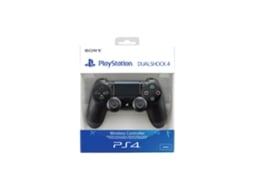 Comando PS4 Dualshock Black v2 — PS4