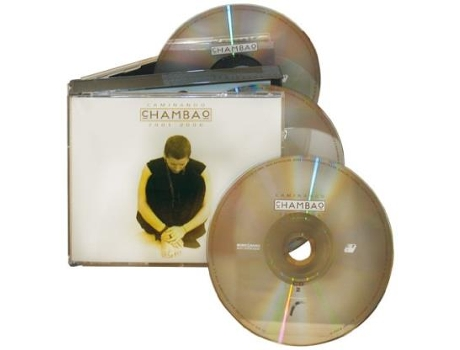 CD/DVD Chambao - Caminando 2001-2006 — Pop-Rock