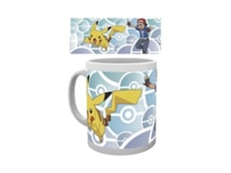 Caneca POKÉMON I Choose You — Pokémon