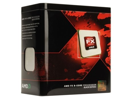 Processador AMD FX-8320 3.5GHZ Box AM3+ — AMD FX-8320 / 3.5 GHz