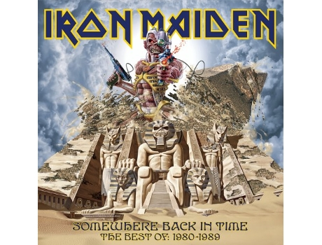 Vinil Iron Maiden - Somewhere Back In Time - 2 — Metal / Hard