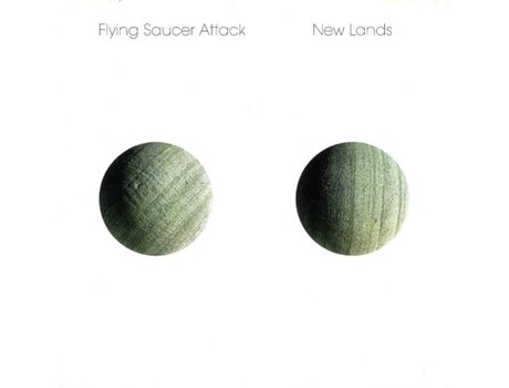 CD Flying Saucer Attack - New Lands