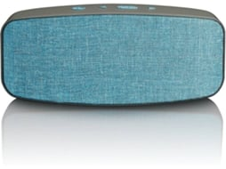 Coluna Bluetooth LENCO BT 130 Azul — Bluetooth