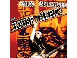 CD Bex Marshall - The House Of Mercy