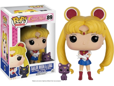 Figura Vinil FUNKO POP! Sailor Moon — Sailor Moon