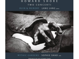CD Lang Lang, Sophie Shao, Howard Shore - Two Concerti — Clássica