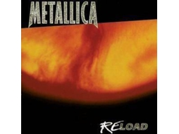 CD Metallica - Reload — Pop-Rock