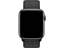 Bracelete APPLE Watch 4 MTM82ZM/A Preto — 44 mm | L