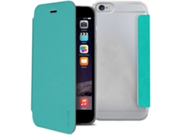 Capa SBS BookYoung iPhone 6, 6s Azul — Compatibilidade: iPhone 6, 6s