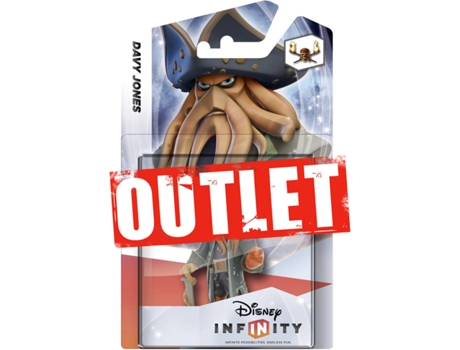 Figura Disney Infinity - Davy Jones