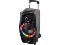 Sistema Audio NGS Wild Disco — 80 W | Bluetooth | USB