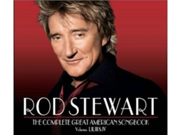 CD Rod Stewart - The Complete Great American Songbook — Pop-Rock