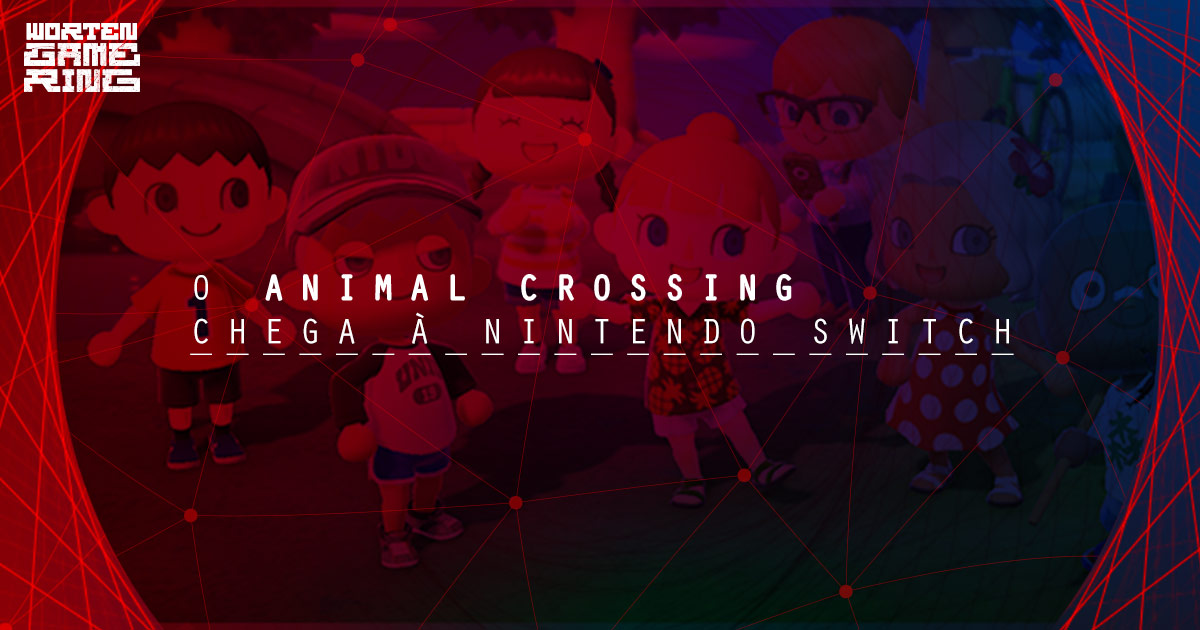 Animal Crossing na Nintendo Switch
