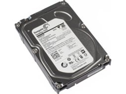 Disco Interno 3.5' SEAGATE 4TB Barracuda ST4000DM000 — 3.5'' / 4 TB / SATA3 6 Gb/s