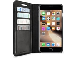 Capa iPhone 6 Plus, 6s Plus ARTWIZZ Wallet Preto — Compatibilidade: iPhone 6 Plus, 6s Plus