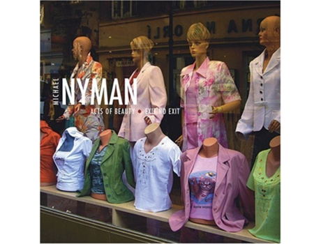 CD Michael Nyman - Acts Of Beauty / Exit No Exit