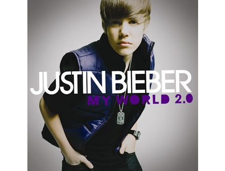 CD Justin Bieber - My World 2.0 — Pop-Rock