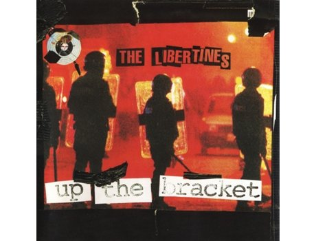 CD The Libertines - Up The Bracket