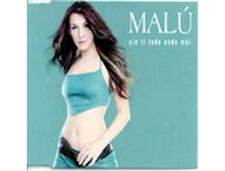 CD MALU - Esta Vez — Pop-Rock