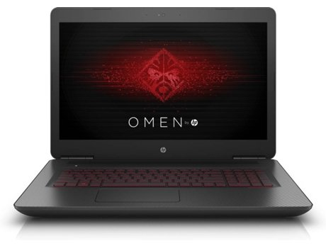 Portátil Gaming 17.3'' HP OMEN 17-W200NP — Intel Core i7-7700HQ / 16 GB / 1 TB + 128 GB