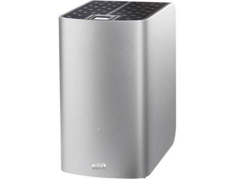 Disco Externo WD My Book Thunderbolt Duo 4TB — 4 TB