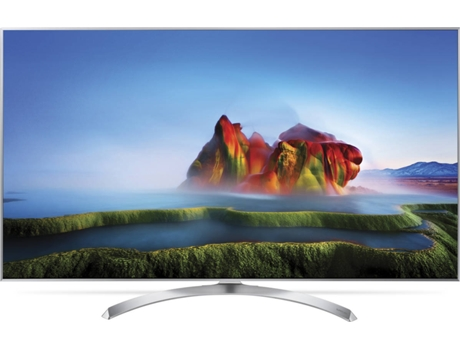 TV LED Smart TV 49'' LG 49SJ810V — Super Ultra HD