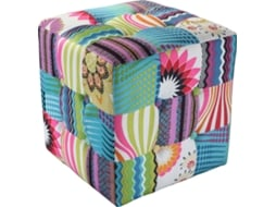 Pufe BHP bluewater B412353 patchwork — Retro - Patchwork